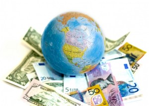 Money-World-Globe