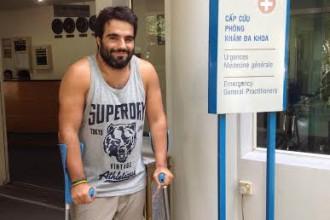 Como vim parar uma semana a um hospital em Hanoi- Lições para a vida