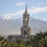 Arequipa- Uma cidade colonial e um desfiladeiro imenso!