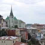 Valparaiso- dizem que é a cidade mais bonita do Chile!